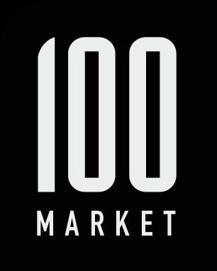 100Market Logo